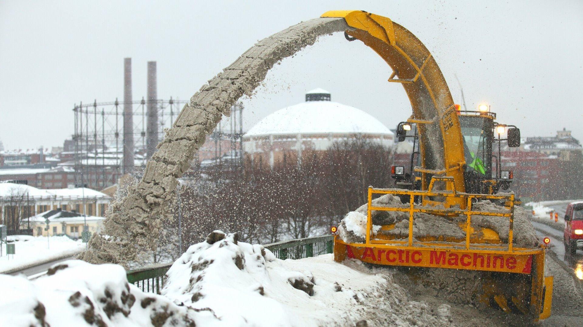 arctic machine